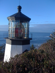 Lighthouse, Cape Mears, OR